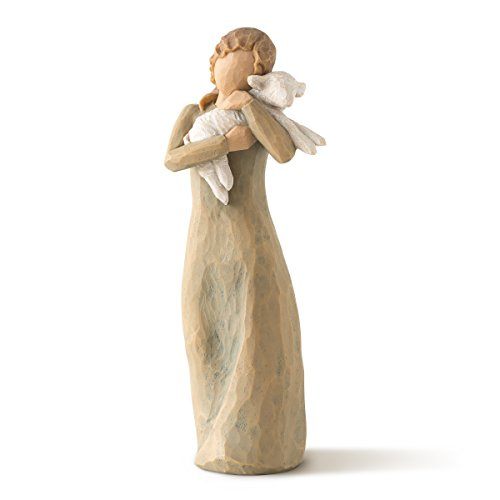 Willow Tree hand-painted sculpted figure, Peace on Earth