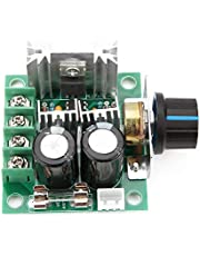 FTVOGUE 12V-40V 10A PWM DC Motor Speed Controller Module Governor Stepless Variable Speed Control Switch