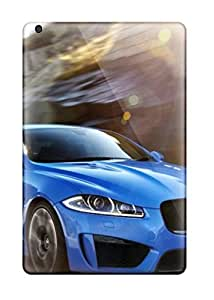 First-class Case Cover For Ipad Mini/mini 2 Dual Protection Cover Speeding Car