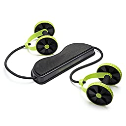 Aottop Roller Abdominal Exercise Equipment ,Ab Roller Carver Pro For Dynamic Strong Core Exercises