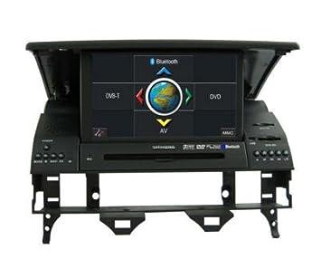 Sunshine Fly 7 pulgadas WinCE 6.0 pantalla táctil 2 Din coche DVD GPS Radio estéreo para Mazda 6 2003 - 2008 GPS Navi Audio Reproductor de DVD Bluetooth ...