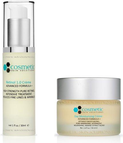Price comparison product image Retinol 1.0 Crème + Day Moisturizing Crème Advanced Formula +
