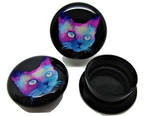 00 gauges plugs cats - 3