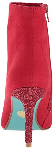 ALESA Red Johnson Ankle SB Betsey by Boot Women's Blue x8HwXPqP