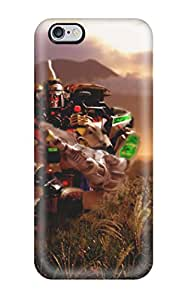 Durable Power Rangers Back Case/cover For Iphone 6 Plus Sending Screen Protector in Free