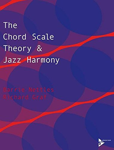 - The Chord Scale Theory & Jazz Harmony (Advance Music)