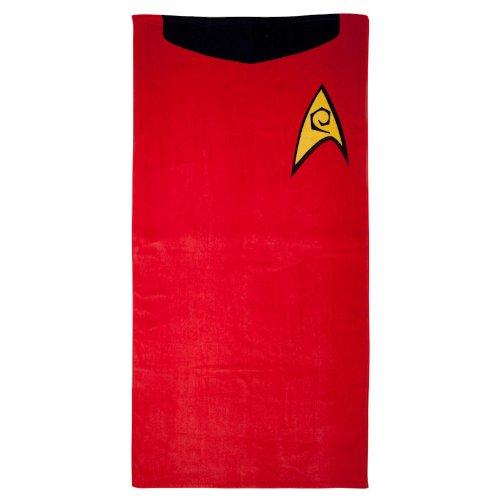 Star Trek Beach Towel (Scotty (Red))