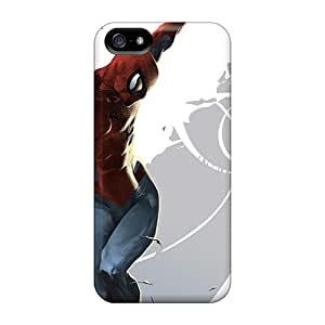 Hot Tpye Spiderman2 Cases Covers For Iphone 5/5s