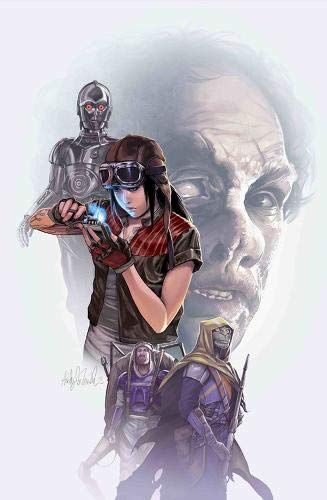 Pdf Graphic Novels Star Wars: Doctor Aphra Vol. 5: Worst Among Equals (Star Wars (Marvel))