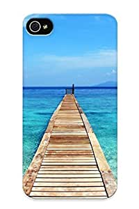 [hMssl0CAskH]premium Phone Case For Iphone 4/4s/ Water Nature Sea Beaches Tpu Case Cover(best Gift Choice)