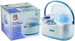 Kiko Bottel Warmer & Sterilizer 2 In 1, 01-12079