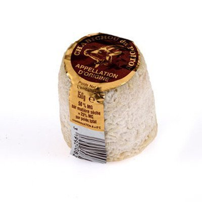 French Goat Cheese Chabichou Du Poitou AOC - 5.3 Oz.