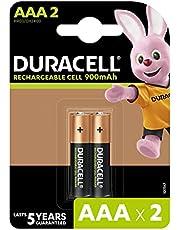 Duracell 44108 AAA (Micro) / HR03-850 mAh - niet-metalen batterij (NiMH) 1 2 V