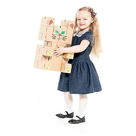 GIGI Blocks GI-G-5 30 Piezas Grande Decorativo: Amazon.es: Juguetes y juegos