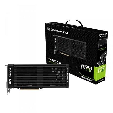 Gainward GTX 760 Phantom - Tarjeta gráfica de 4 GB (GeForce ...