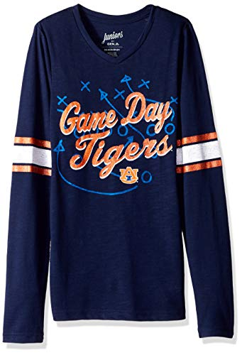 NCAA by Outerstuff NCAA Junior Girls Game Day Long sleeve Tee