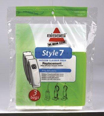Bissell powerforce vacuum bags 1739 series