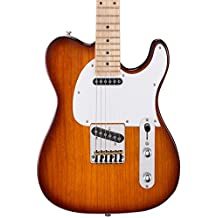 G&L Tribute ASAT Classic Electric Guitar Tobacco Sunburst Maple Fretboard