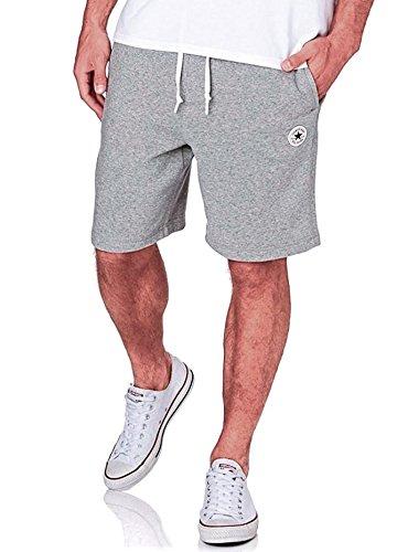 4a5e40591a21 SHORT CONVERSE CORE FT REPLECTIVE BLACK T-XL  Amazon.co.uk  Clothing