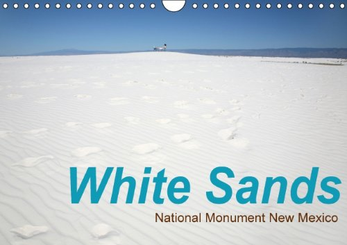 White Sands   National Monument   New Mexico   Author  Schneider Petra