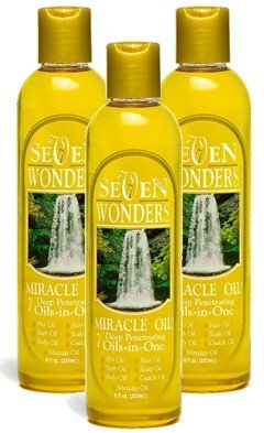 Price comparison product image Seven Wonders Oil 3-Pack