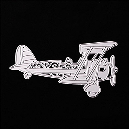 2019 Happy Halloween Die Cutting Dies Handmade Stencils Template Embossing for Card Scrapbooking Craft Paper Decor by E-Scenery (I)]()