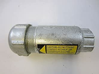 """NEW EFC AX75 EXPANSION COUPLING 3//4/"""" FITTING  4/"""" MOVEMENT XJ75-4  OZ GEDNEY="""