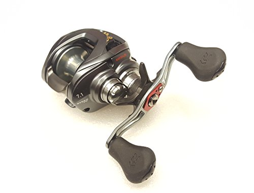 Daiwa Steez A TW Series 7.1:1 Right Hand Baitcast Fishing Reel - STEEZATW1016SH