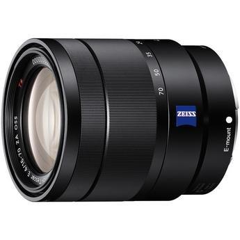 Sony Vario-Tessar T E 16-70mm f/4 ZA OSS Lens (Sony Fs100)