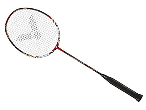 9a6f72c7427 Victor Thruster K 8000 G5 Power Series Unstrung Badminton Racket (Red Black)  (