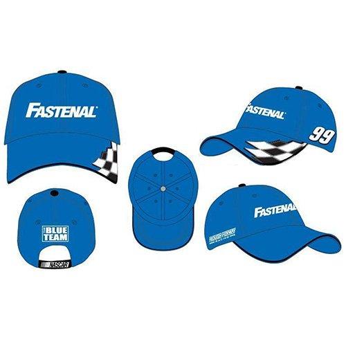 Carl Edwards Fastenal 2012 Checkerd Concept Mens Hat