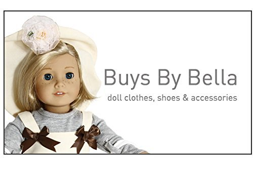 BUYS BY BELLA Swedish Dirndl for 18 Inch Dolls Like American Girl