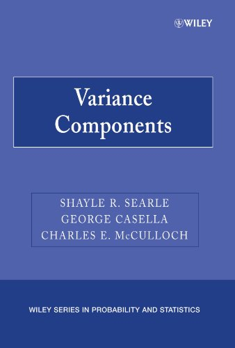 Variance Components (Linear Models Searle)