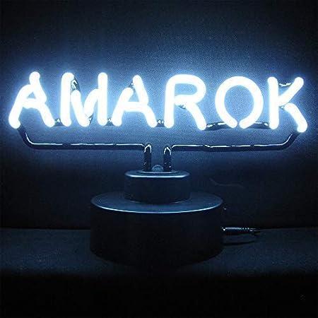 Cannax Design Amarok - Luz - Cartel Publicitario, Neón ...