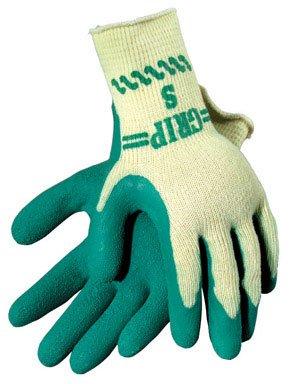 - Atlas Garden Grip Gloves Latex Small Carded