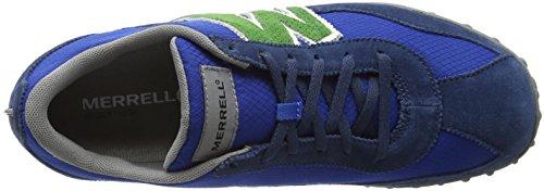 Sprint Merrell Multicolore Blast Arrampicata Blue da J598155 Green Scarpe Uomo F7qw71