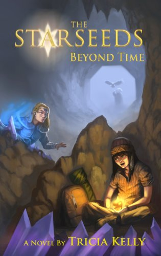 Book: The StarSeeds - Beyond Time by Tricia Kelly