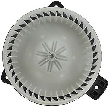 Motor de ventilación para aire acondicionado A/C con jaula de ventilador para 06-11 Kia Rio Rio5: Amazon.es: Coche y moto