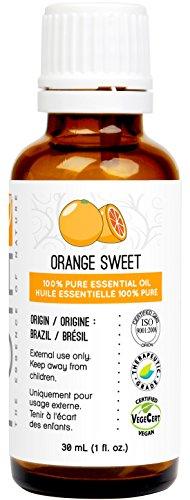 Orange Essential Oil Sweet fl