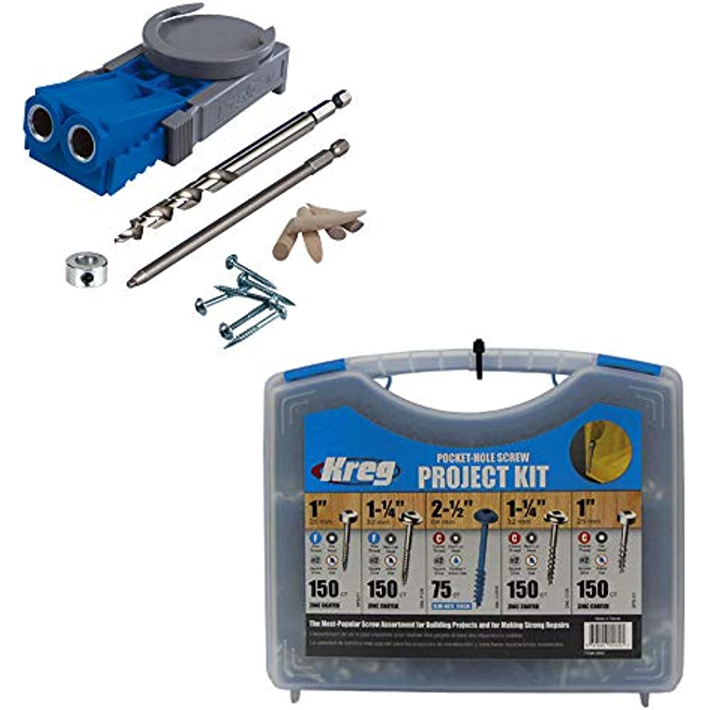 Kreg R3 Jr Pocket Hole Jig System