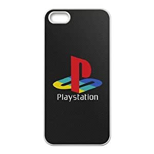iphone5 5s Cover , PlayStation Cell phone case White for iphone5 5s - KS888-124955