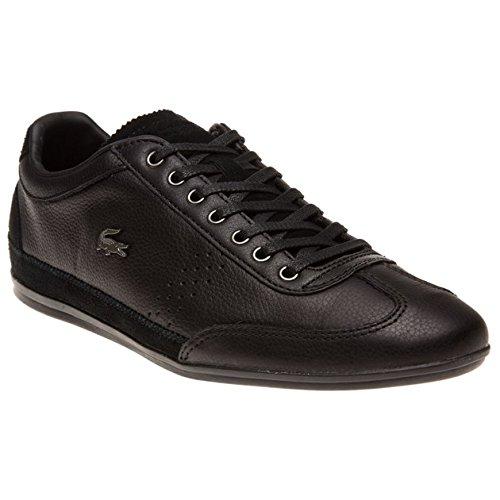 Tallas 34 Zapatos Hombre Negro Lacoste En Misano De Zapatillas fx84q