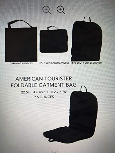 10 Best American Tourister Garment Bags