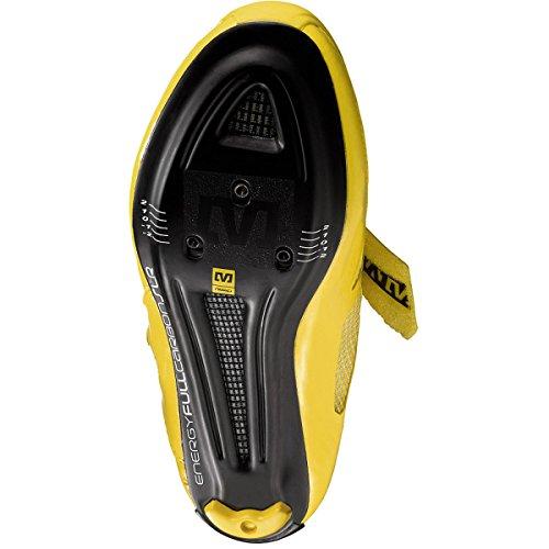 Mavic Tri Helium Road Bike Schuhe Herren gelb