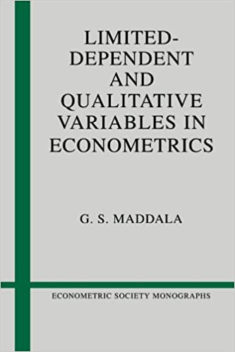 Limited dependent and qualitative variables in econometrics limited dependent and qualitative variables in econometrics econometric society monographs 9780521338257 economics books amazon fandeluxe Gallery