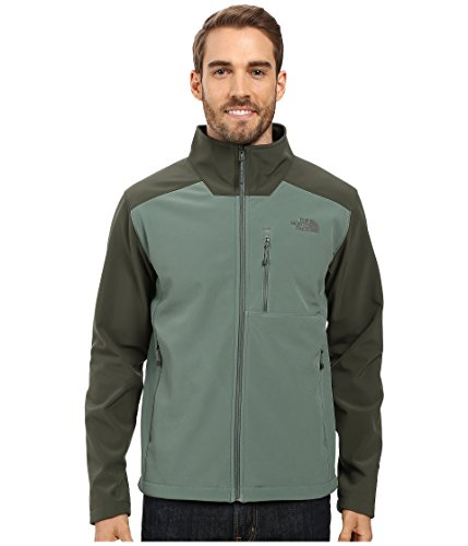 - The North Face Men's Apex Bionic 2 Jacket Duck Green/Climbing Ivy Green (Prior Season) Large