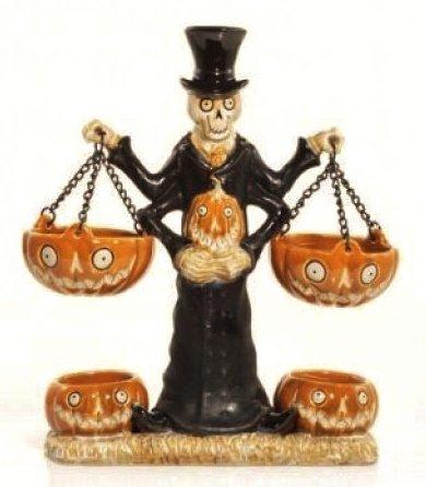 (Yankee Candle Boney Bunch Halloween Pumpkins Tart)