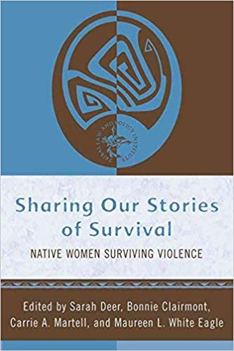 Native Women Surviving Violence Sharing Our Stories of Survival