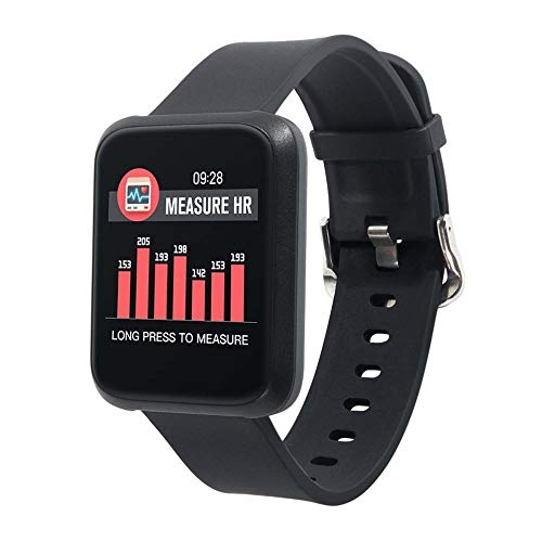COLMI Sport3 Smart Watch Hombres Presión Arterial IP68 Impermeable Rastreador de Fitness Reloj Smartwatch para iOS Dispositivos Portátiles Android: ...