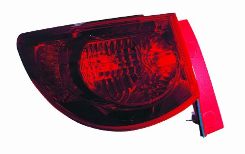 (Depo 335-1948L-AS Chevrolet Traverse Driver Side Replacement Taillight)